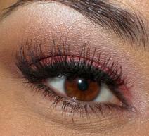 trucco occhi castani e marroni