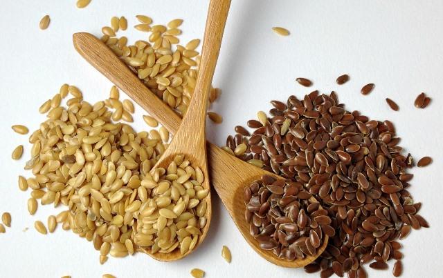 semi di lino per farina dimagrante