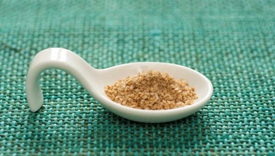 gomasio: alternativa al sale