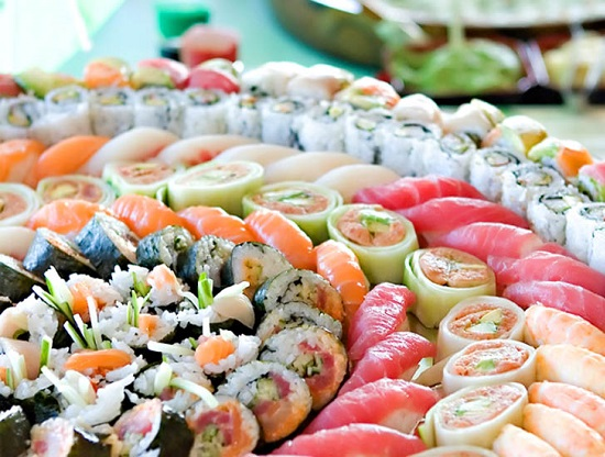 Il sushi fa dimagrire: i segreti della dieta giapponese